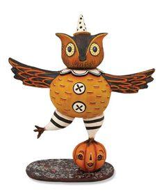 Johanna Parker Dancing Owl Halloween