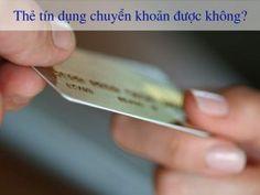 Sở dĩ ngân hàng không cho phép chủ thẻ tín dụng chuyển tiền sang tài khoản của thẻ khác để rut tien tu the nhằm kiểm soát dư nợ, ngăn ngừa trường hợp chủ thẻ không thể trả nợ cho ngân hàng được. Thẻ tín dụng thực chất là một công cụ cho vay.  Rút tiền từ thẻ http://ruttiengiare.com/rut-tien-tu-the/