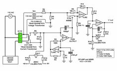 #InstrumentationAmplifier circuit is a type of #