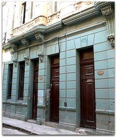 Fachada del edificio. Colonial, Home, Havana, Walks, Castles, Cities