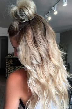 Hairstyles for Blonde Ombre picture 2