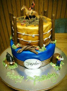 Rodio cake.