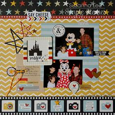 Say Cheese **Simple Stories** - Simple Stories - Say Cheese II Collection -  http://www.scrapbook.com/gallery/image/layout/5299257.html#6fEqthA1I2YFtBeG.99