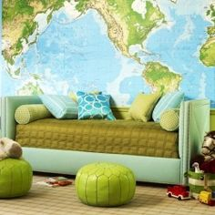 Map Inspiration