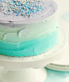 Buttery Beauty: Beautiful Buttercream Iced Cakes