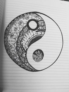 Yin - Yang Closeup Source: Mellissa Sevy