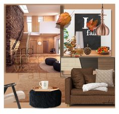 """and then it was fall........."" by eyesondesign ❤ liked on Polyvore featuring interior, interiors, interior design, home, home decor, interior decorating, H&M, Candela, Pier 1 Imports and interiordesign"