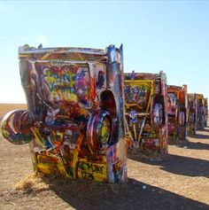 America's Strangest Roadside Attractions
