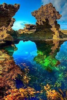 Back Beach, Australia