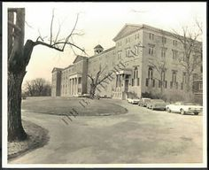 Mt. de Sales Academy in Catonsville, Md. Catholic High School for girls. ~ (Image: The Baltimore Sun newspaper)