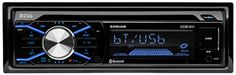 awesome BOSS Audio 508UAB Single Din, Bluetooth, CD/MP3/WMS/USB/SD AM/FM Car Stereo,   Wireless Remote