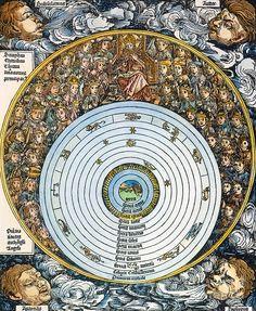 ptolemaic universe, Granger 15. century
