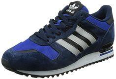 adidas Zx 700, Unisex-Erwachsene Sneakers, Blau (Collegiate Navy/Mgh Solid Grey/Collegiate Royal), 42 2/3 EU (8.5 Erwachsene UK) - http://on-line-kaufen.de/adidas/42-2-3-eu-adidas-zx-700-unisex-erwachsene-sneakers
