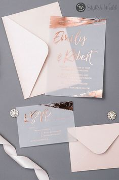 Shop Your Unique Wedding Invitations Online Set the basic tone for your big day with these custom wedding invitations to express your personality. Wedding Invitations Online, Simple Wedding Invitations, Elegant Wedding Invitations, Wedding Stationary, Wedding Invitation Cards, Wedding Cards, Gold Invitations, Wedding Envelopes, Invitation Wording