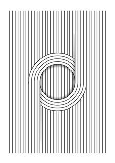Ideas for design graphique trame Design Elements, Design Art, Eye Illustration, Illusion Art, Art Abstrait, Art Graphique, Grafik Design, Geometric Art, Op Art