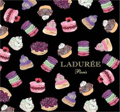 Ladurée drawing
