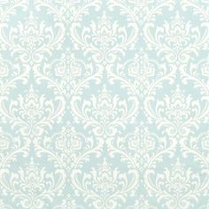 Premier Prints Ozbourne Powder Blue Fabric