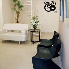 wallsticker mechanism Wallpaper interior Design