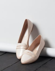 Bershka España - Zapato Plano Copete BSK