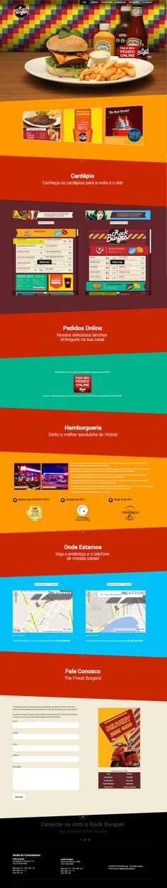 Site: www.rockburger.com.br