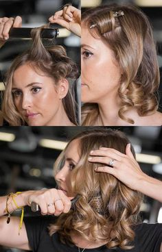 9 ways to use your straightening irons