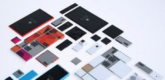 Google's Project Ara — a modular smartphone that let users customize their…