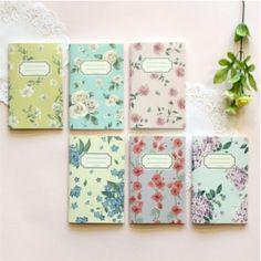 Small Blossom Notebook