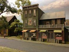 Diorama Projects - The Mississippi Alabama & Gulf Railroad