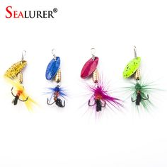 Promotion Fly fishing Hooks 4pcs/set Butterfly Style Salmon Flies Trout Single Hook Dry Fly Fishing Lure Fishing Tackle