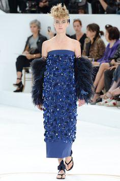 Le défilé Chanel Haute Couture Automne-hiver 2014-2015