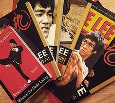 <b>FREE BOOK GIVEAWAY! </b></br></br>     One lucky Karate Nerd will get <b>6</b> martial arts books written by Bruce Lee, to celebrate his 75th birthday. </br></br><i>Enter your email below to join this FREE book giveaway!</i>
