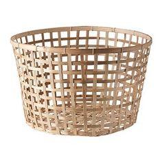 IKEA - GADDIS, Kori, 50 cm, , Jokainen kori on käsin tehty ja yksilöllinen.