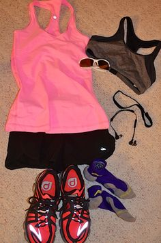 workout clothes-- good suggestions