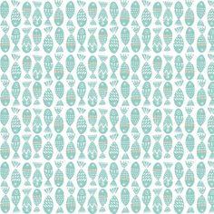 Snow Day by Maude Asbury Winter Fabric Arctic Polar Animals Here Fishy Fish on aqua blue Polar Animals, Couture, Make Your Mark, Aqua Blue, New Day, Arctic, Fabric Design, Snow, Etsy