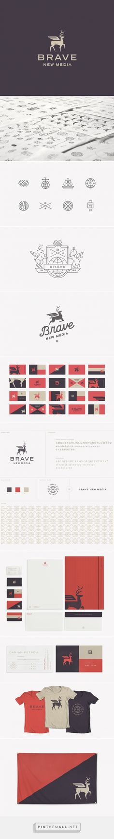 Brave New Media | Studio MPLS | Packaging and Branding Design