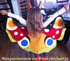 vlindervleugels- verkleedkleren