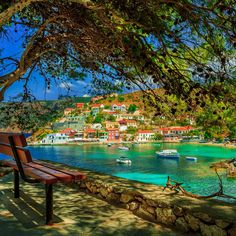 Beautiful Assos, Kefalonia