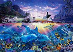 Ocean Dance - Christian Riese Lassen - Artist