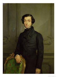 Charles-Alexis-Henri Clerel De Tocqueville (1805-59) 1850