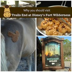 Why you should visit Trails End at Disney's Fort Wilderness