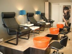 Pedicure Chair Ideas the carrie pedicure chair is inspired by the fashion icon upper east side elegance and Not Crazy About The Chairs But It Shows