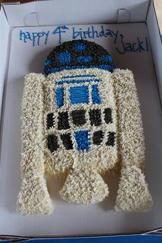 "Photo 1 of 24: Star Wars / Birthday ""Jack's Star Wars Party"""