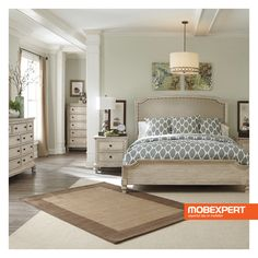 Shop for Queen Bedroom Sets at Royal Furniture. Our large selection, expert advice, and excellent prices will help you find Queen Bedroom Sets that fit your style and budget. Browse online or visit a local store today! King Bedroom Sets, Bedroom Furniture Sets, Home Furniture, Furniture Outlet, Bedroom Ideas, Cheap Furniture, Discount Furniture, Inexpensive Furniture, Farmers Furniture