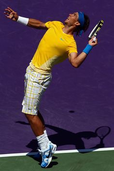 Rafael Nadal - Sony Ericsson Open-Day 11