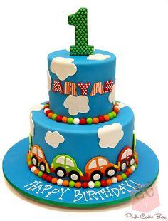 Fab birthday cakes for first birthdays | BabyCentre Blog