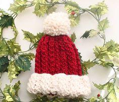 Holly Jolly Hat [knitting pattern]