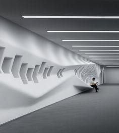 Dongdaemun Design Plaza - Architecture - Zaha Hadid Architects