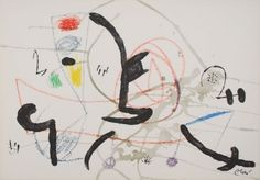 Joan Miró - Maravillas con variaciones acrosticas 11