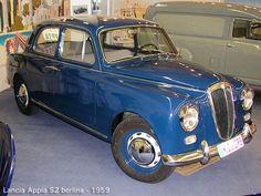 Lancia Appia S Berlina
