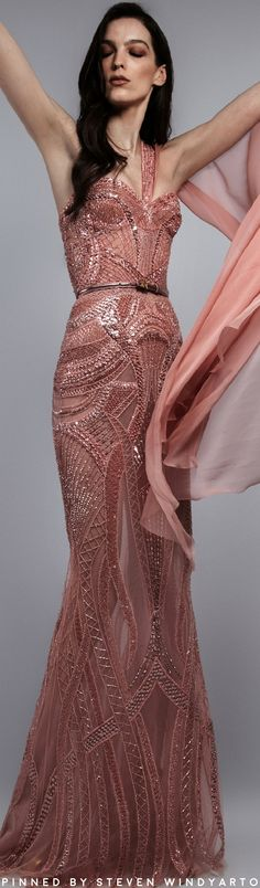 Lovely Dresses, Formal Dresses, Dress Vestidos, Pageant Gowns, Pink Design, Everything Pink, Zuhair Murad, Evening Gowns, Fashion News